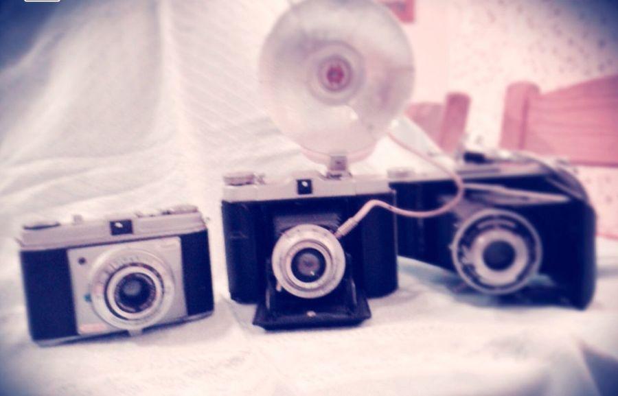 Old/vintage cameras