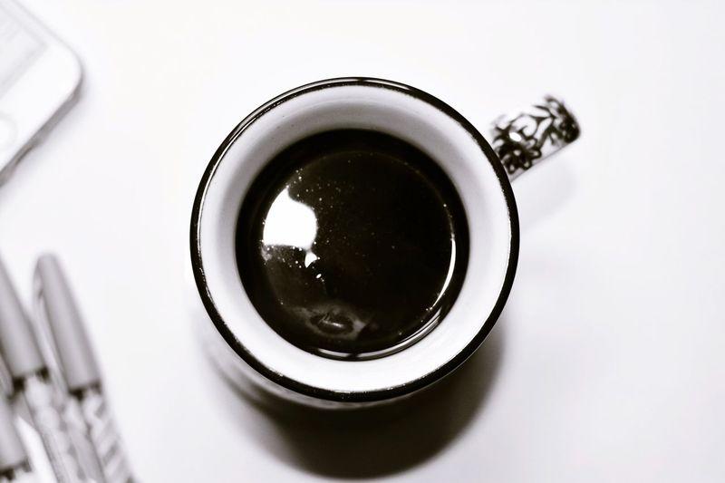 Black tea Drink Tea Blackandwhite Black Tea No People Life Pottery Photography Nikonphotography