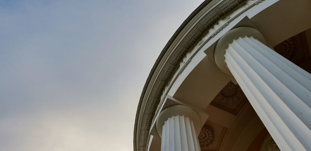 Withgalaxy снятонаgalaxy Park Saint Petersburg Санкт-Петербург Exterior Outdoors Sky City Politics And Government Modern Business Finance And Industry Arch Architecture Sky Architectural Design Historic Colonnade Building Architectural Column Architectural Detail