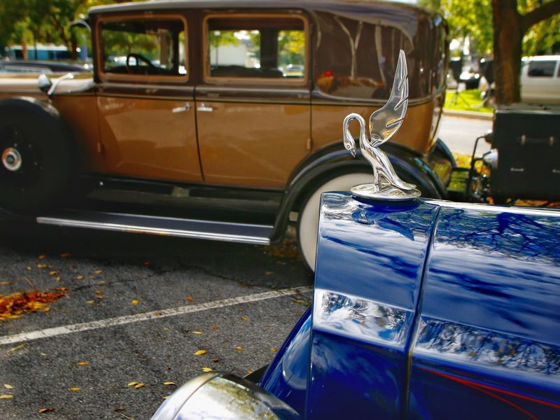Vintage car all shined up for the auction in Hershey Pennsylvania. JGLowe JGLowe Restored Cars Antique Car Vintage Style Pennsylvania Antique Car Antique Car Mode Of Transportation Car Transportation Motor Vehicle Land Vehicle Day Vintage Car No People Retro Styled Outdoors
