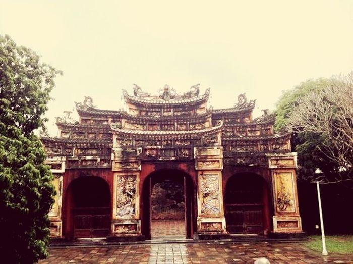 Palais impérial hue Taking Photos Travel Photography