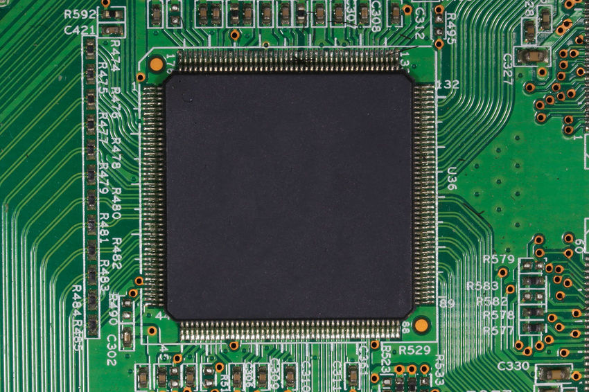 Electronic Mother Board Motherboard. Motherboards Circuit Board Circuit Boards Close-up Complexity Computer Chip Computer Equipment Computer Part Connection Control Panel Electronic Equipment Electronics Industry Factory Industry Motherboard Mother Boards Motherboard Technology