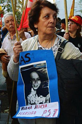 What We Revolt Against NuncaMas 24 De Marzo Desaparecidos Memoria Marcha Por La Memoria