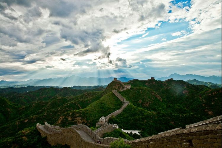 Traveling In China #great wall