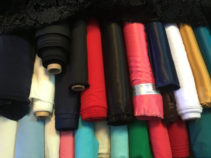 Variation Multi Colored Arrangement Choice Large Group Of Objects Close-up No People Indoors  Day Fabric Fabrics Fabric Detail Place Of Heart