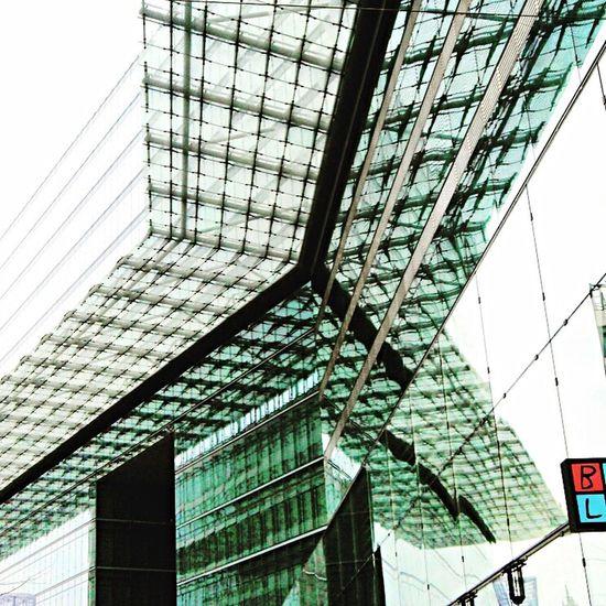 Y Germany Berlin Charlottenburg  Kudamm Architecture Architecture_collection Architectural Detail Amazing Architecture Urban Architecture Fassade Glass Reflection Glasshouse Glassandsteel Reflection
