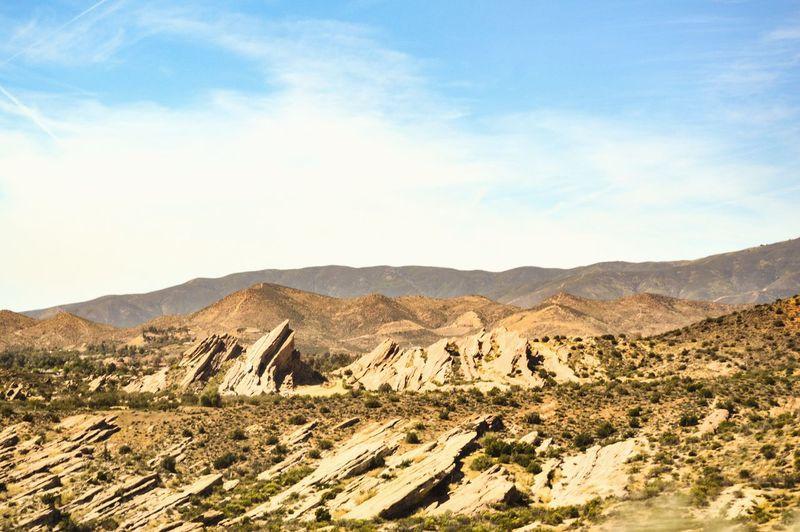 Star Trek Stifanibrothers Nature Day Outdoors Sky Mountain Landscape California Dreamin No People Scenics Mountain Range Beauty In Nature Arid Climate Desert Sunlight Animal Themes Mammal