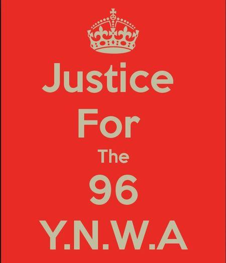 Justiceforthe96 Liverpool YNWA Hillsborough