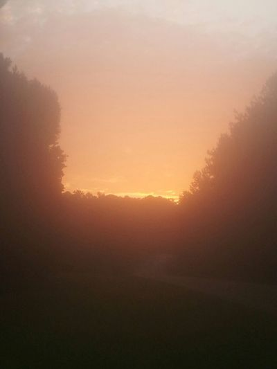 Sunrise No Filter Nature