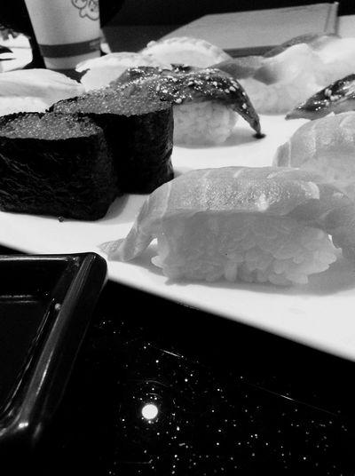 Precision Sushi Food 重庆 Blackandwhite