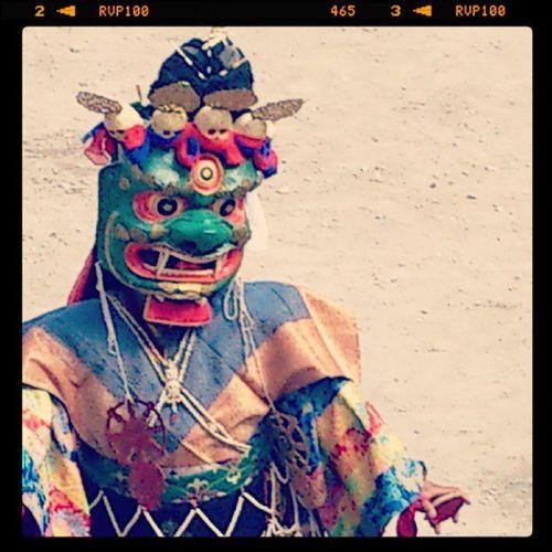 Monk  Chhams Temple Tibetan  himalaya india interesting incredibleinadakh leh creative travel traveller travelling pns འཆམ།