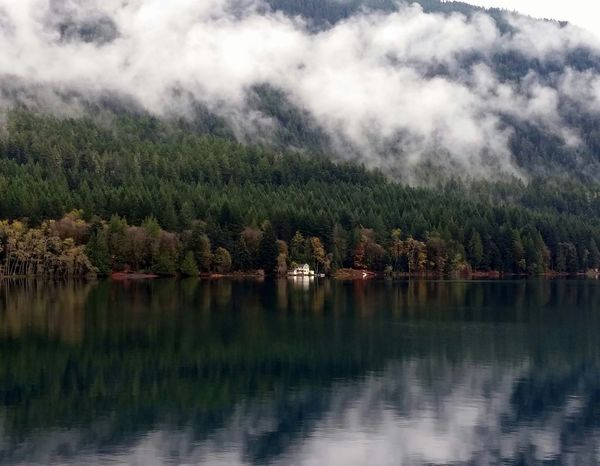 No Edit No Filter needed at Lake Crescent, Washington. EyeEmbestshots Mountain_collection Olympic Peninsula Clouds And Water Reflection_collection The Purist (no Edit, No Filter) The Week On EyeEm Water Reflection Colour Of Life