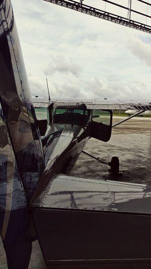 Cessna152 Hangar Plane Aviationphotography Aviation
