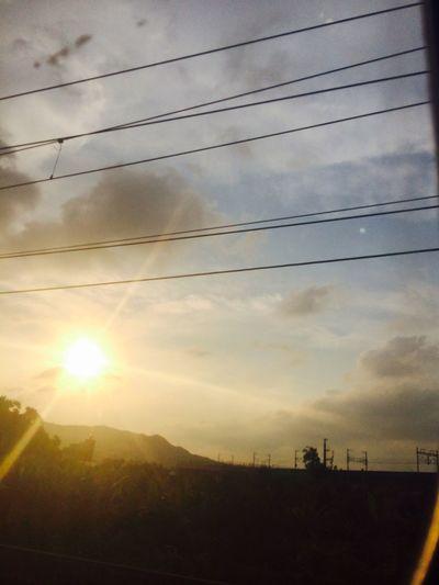 家 Home Sun Beatiful Nice