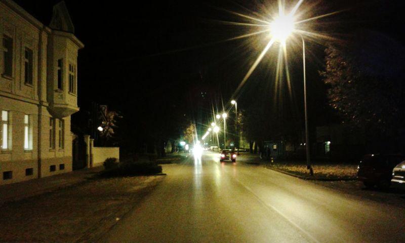City at the Night!