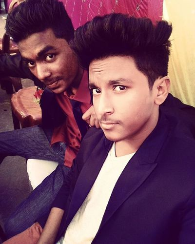 Me Selfie @kashyap198 Farewell2016 Awesome Day Picoftheday Formals Blacklove Instagram Filter Instaedit Instacool Instacute Instalikes Like4like Like4follow Endofschoollife Memories Friends Missyaall Love Hairstyle