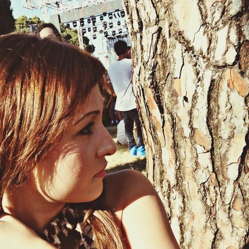 Enjoying Life Eyes Avicii