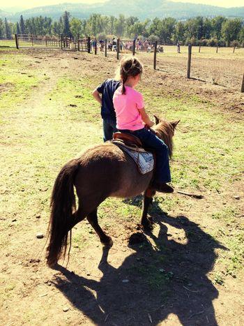 Ridingpony Enjoying Life Taking Photos Mydaughter What I Value I Love My Daughter Cutie Montana
