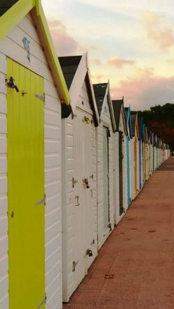 Beach Huts at Paignton Devon Eye Em Best Shots