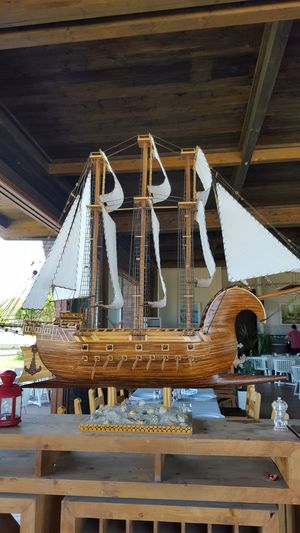 Wood Ship EyeEm Summer Summer Trip Dinner Chair Restaurant Food Table Art