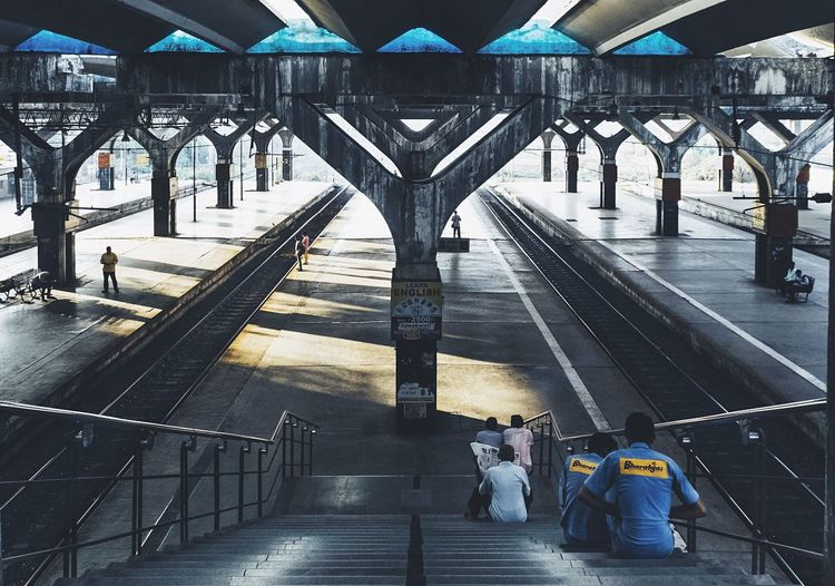 Architecture Architecture_collection Train Station Symmetrical Showcase: January Envision The Future The Great Outdoors - 2016 EyeEm Awards The Great Outdoors With Adobe The Architect - 2016 EyeEm Awards Feel The Journey