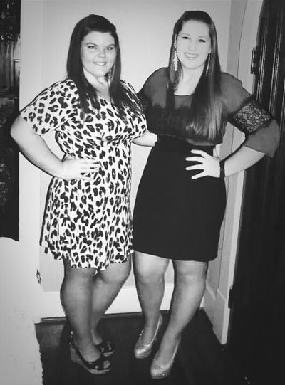 Black And White Bestfriend Hotties