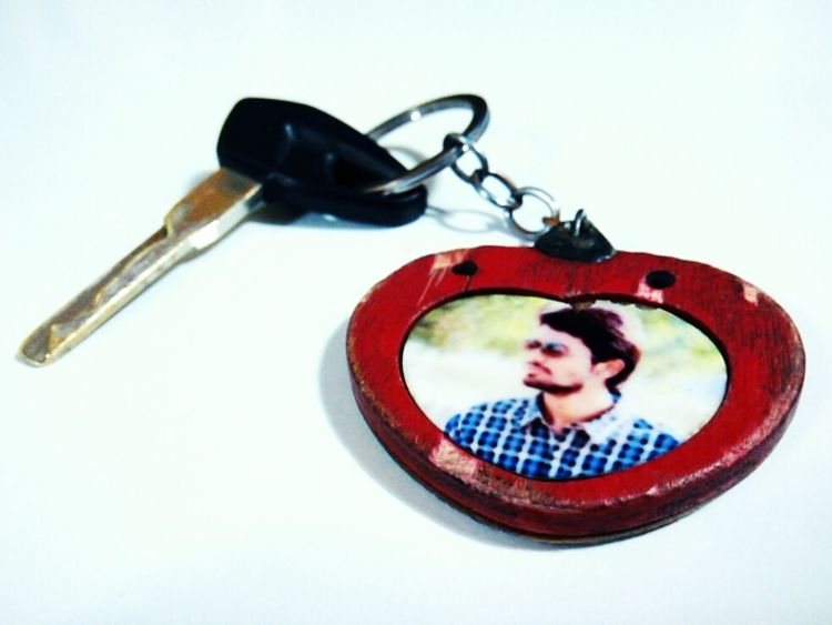 Close-up One Person Keychain Collection Bikekey SpecialLook Bikelover💜 Photoloveprints