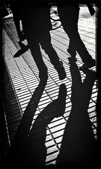 Blackandwhite Shadow Streetphoto_bw Bw_collection