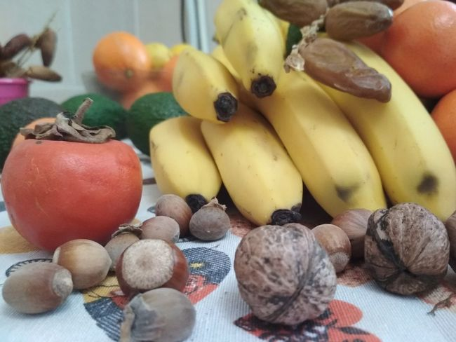 Bananas Vegan Tasty Vegetarian Vegan Food Delicios Yellow Green Cuisine Cold Vegetarian Food Colors Appetizer Foodpics EyeEm Selects Inspire Artistic Mood Art Design House Healthy Eating Food And Drink Food Fruit Freshness Indoors  No People Nature Close-up Day