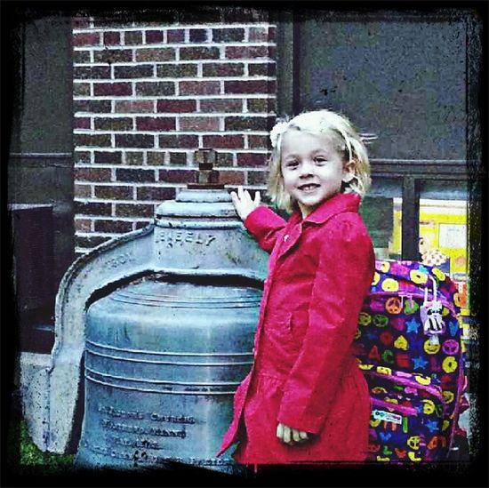 Kylie's 4 year at Saint Joe's! Go SAINTS! Gosaints!