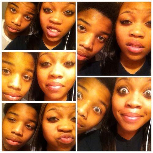 Yuup , my little monster ! ❤