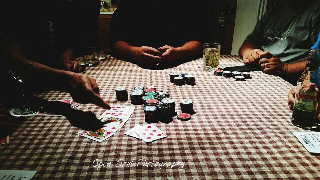 Poker Night Pokerface Pokerchips Pokercards Playing Cards People Of EyeEm Focus On Foreground Light And Shadow EyeEm Best Shots EyeEm People Photography Eyeemgallery Thisweekoneyeem Lifestyles Contrast Saturday Night Open Soul Photography