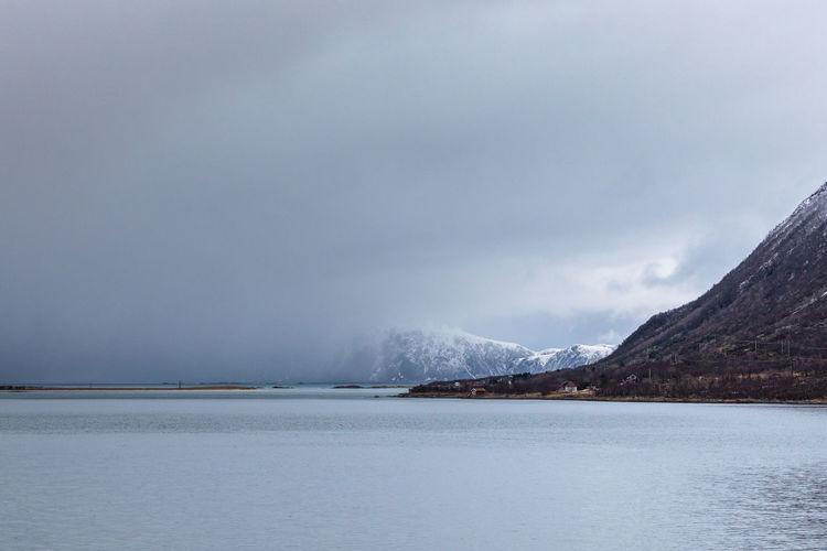 Norway Northern Norway Lofoten Lofoten Islands Nordland Winter Beauty In Nature Nature