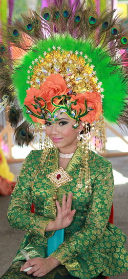 Ching GayColor Of CarnivalOne Person Person Portrait Young Women Colors Of Carnival