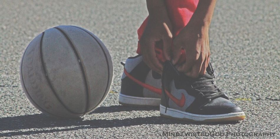 Nike Basketball Like Colors