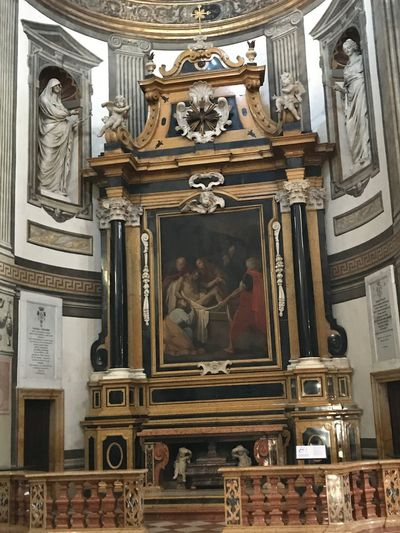 Parma No Filter Duomo Di Parma Duomo Parma Emiliaromagna Italy Architecture Built Structure Place Of Worship Religion No People Belief Spirituality Building Building Exterior Art And Craft History The Past Day Travel Destinations Human Representation Mural Ornate