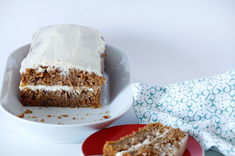 Carrotcake Fresh Baked Germany🇩🇪 Bright Colors Focus On Background White Background Enjoying Life Click Click 📷📷📷 Taking Pictures Cake Foodphotography Foodporn Kitchen Stories Hasselbrooklyn Hello Hamburg Hello World Food Plate Table Cake Serving Size SLICE Indoors  Sweet Food Close-up Ready-to-eat Day Freshness