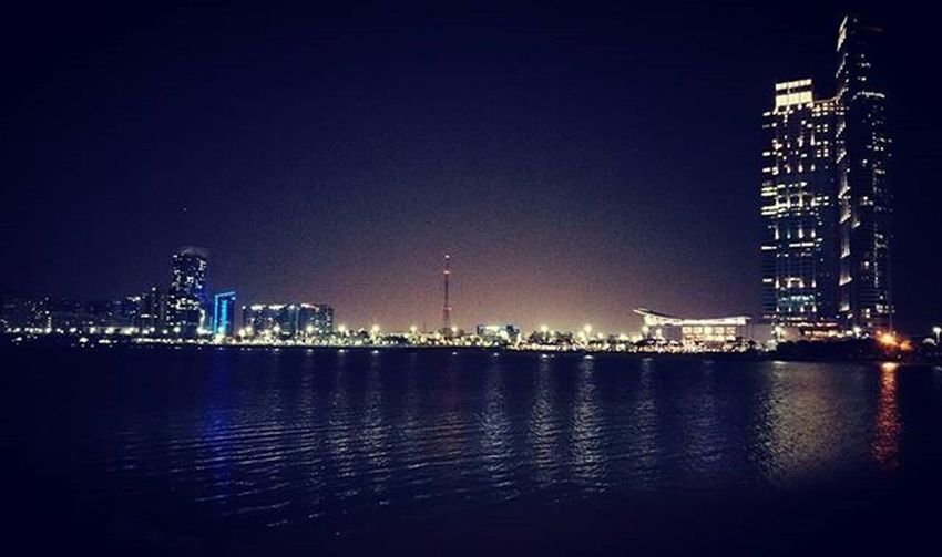 The Corniche Abudhabi UAE Sea