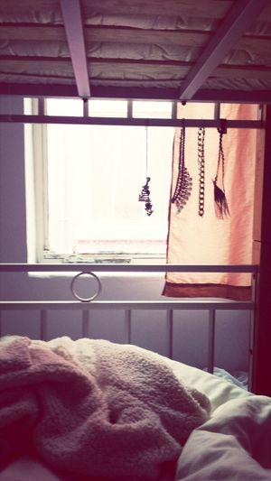Window In Bedroom
