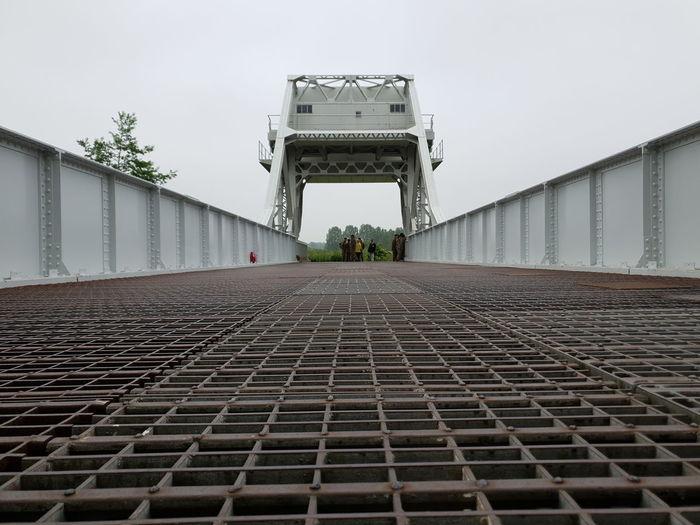Pegasus Bridge, Benouville, 2018. The Architect - 2018 EyeEm Awards City King - Royal Person Sky Architecture