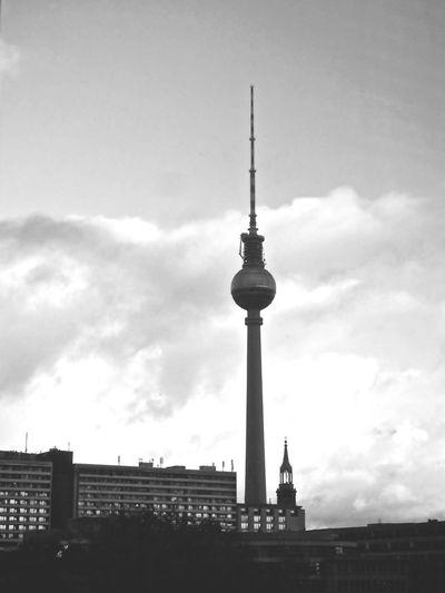 Billnewlandphotos Berlin Fehrnsehturm Germany Cold War Soviet Union Tall - High Tall Buildings Radio Tower Berlin Radio Tower Transmission Media Television Original Experiences
