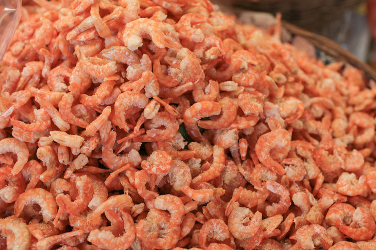 Close-up of chopped fruits for sale in market