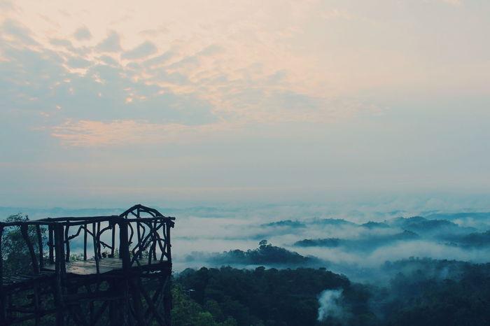 #Nature  #Indonesia #Morning #Sunrise #fog #foggy #foggymorning #landscape #naturephotography