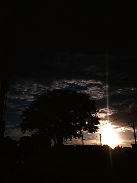 It's Friday Tksgod Sunset Shadows