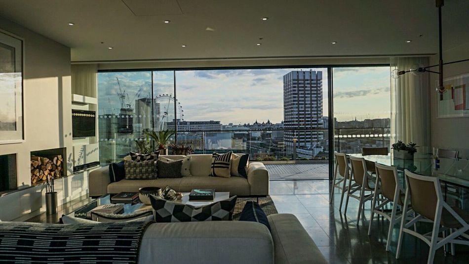 Penthouse views Penthouse Penthouseviews Londonviews Luxury Apartment Luxury Living Luxurylondonviews