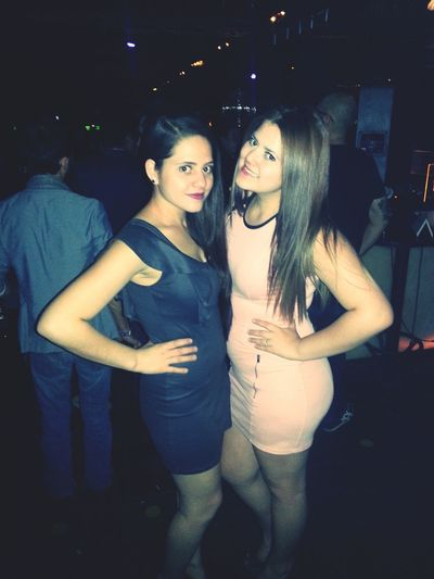 Con Mi Hermana :*