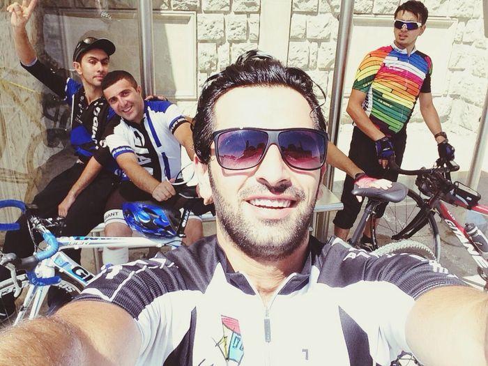 Velotur:Sumqayit-Baki-Shixov Bicycle