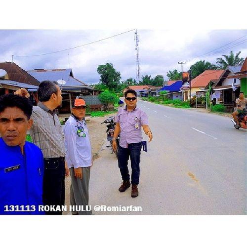 Kementerian Pekerjaanumum RokanHulu Riau