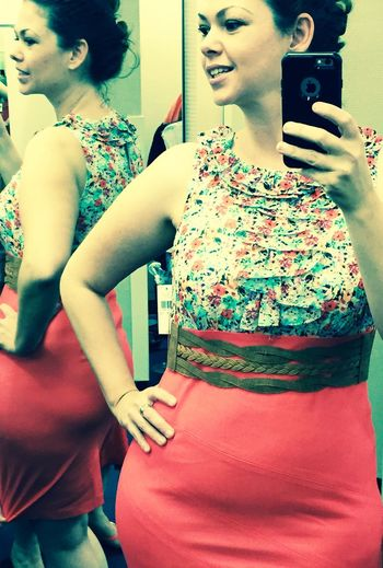 Dollface Shopping Say Yes To The Dress Selfie Self Portrait Love ♥ Enjoying Life Valley Girl That's Me Being Awesome