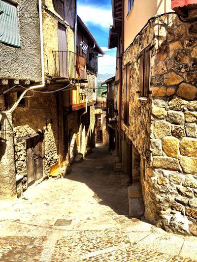 La Alberca, Spain No People Architecture Built Structure Building Exterior Travel Destinations Cultures Landscape Tourism Tranquil Scene